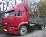 Седельный тягач КамАЗ 5460 б/у цена 10900$,  тягач КамАЗ купить
